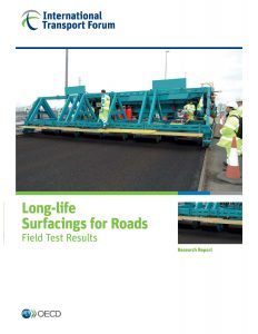International Transport Forum report on Epoxy Asphalt